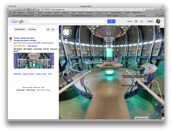 Capturing Spherical Scenes from Google Streetview | Newton's